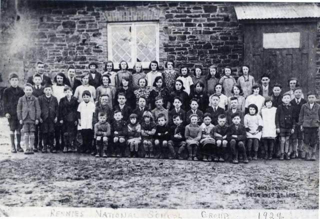 Rennies School 1929